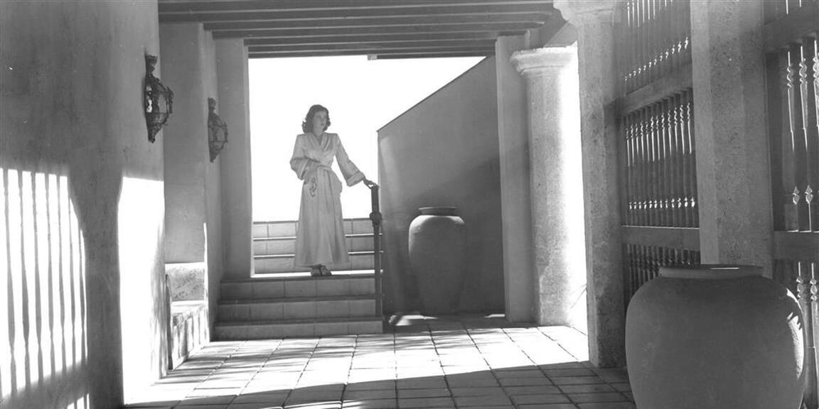 Secret Beyond The Door.Secret Beyond The Door Fritz Lang Flagey