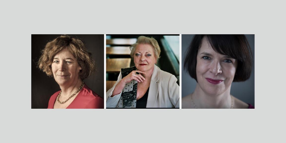Petra De Sutter, Viviane De Muynck, Hans Alma