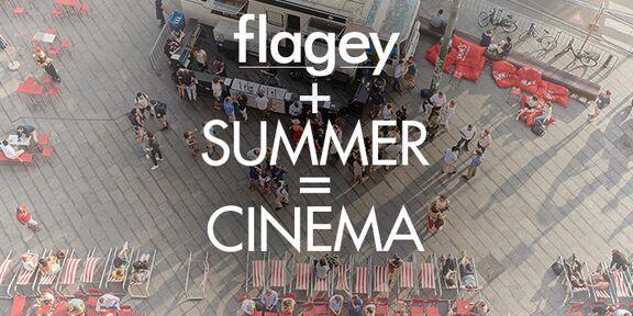 Flagey + summer = cinema!