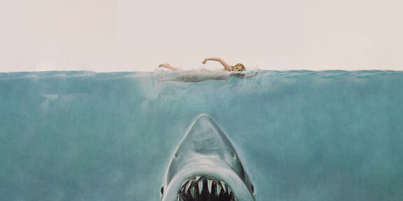 JAWS in concert with live soundtrack by Brussels Philharmonic