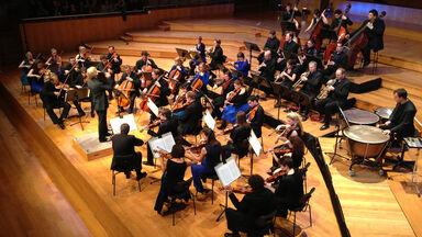 Le Concert Olympique, Till Fellner, Antje Weithaas & Maximilian Hornung