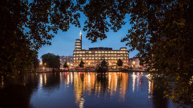 Discover Brussels: Flagey, the packet-boat
