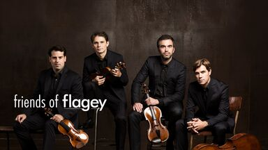 Friends of Flagey series: Quatuor Modigliani