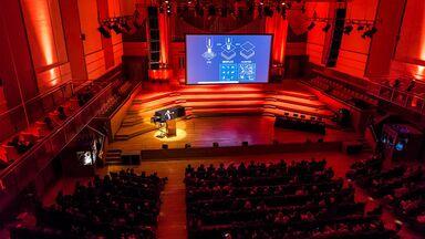 2021 Solvay Public Lectures & Solvay Awards