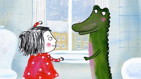 Rita en Krokodil