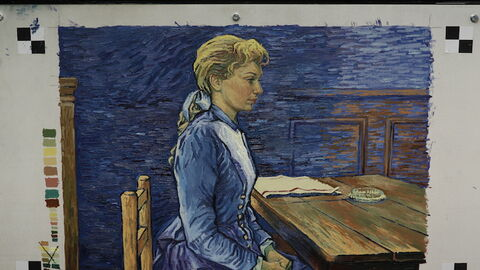 Exhibition Loving Vincent