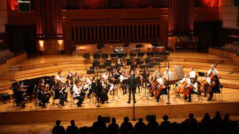 Academy of Music of Ixelles