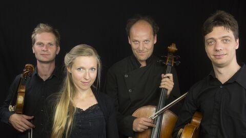 Quatuor Taurus & Joonas Ahonen