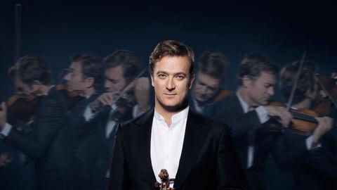 Brussels Philharmonic, Renaud Capuçon, Stéphane Denève