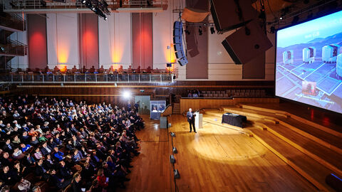 Solvay Public Lectures