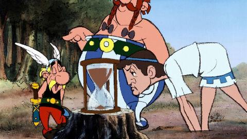 Asterix verovert Rome / Les Douze Travaux d'Astérix