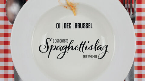 Come and eat spaghetti with us for Toekomstatelierdelavenir!