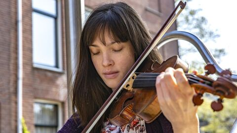 Laureate of the Queen Elisabeth Competition