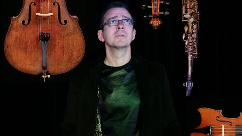 Fabrice Alleman & Quatuor MP4