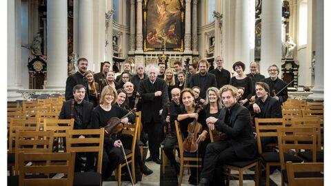 St. Matthew's passion - J.S. Bach