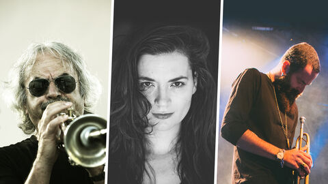 Elina Duni + To be announced + Avishai Cohen Big Vicious