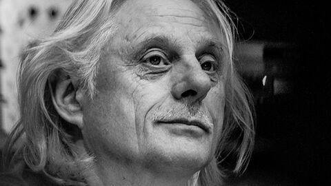 Manfred Eicher: ECM since 1969 + concert Louis Sclavis Quartet
