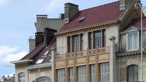 Discover Brussels: Hotel Van Eetvelde