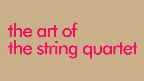 The art of the string quartet
