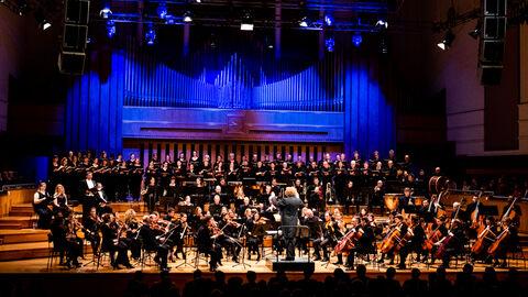 Brussels Philharmonic & Vlaams Radiokoor