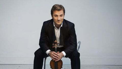 Renaud Capuçon, Stéphane Denève & Brussels Philharmonic