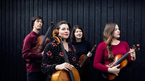 German Quartets