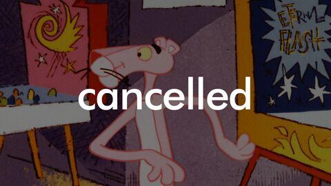 La Panthère rose : les cartoons
