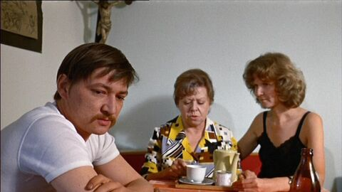 Germany : Rainer Werner Fassbinder