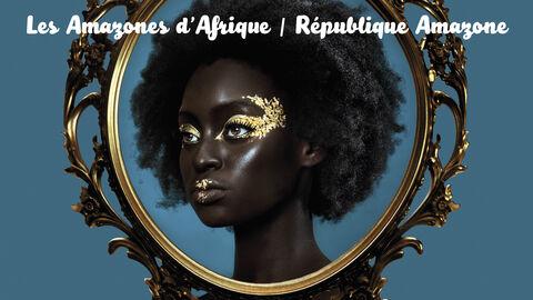 Just announced: Les Amazones d'Afrique