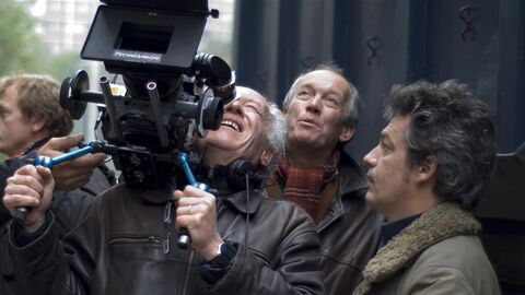 Luc Dardenne introduces several films at Flagey
