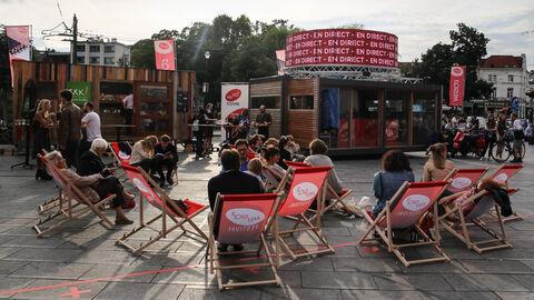 Ticket sales Festival Musiq'3 have started!