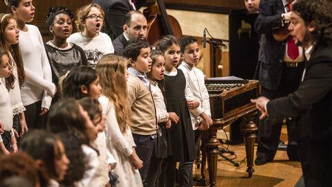 Singing Molenbeek & Equinox