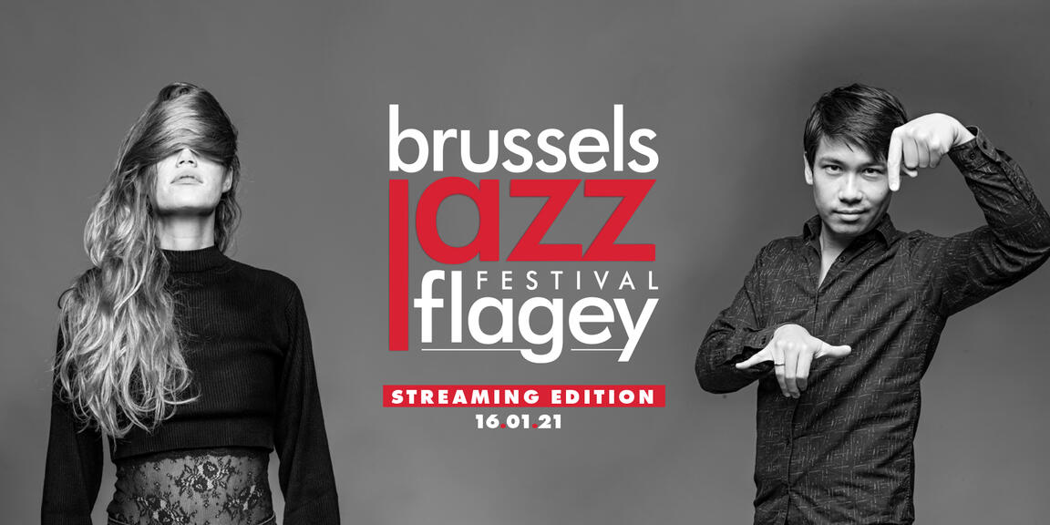 Brussels Jazz Festival 2021 'streaming edition'