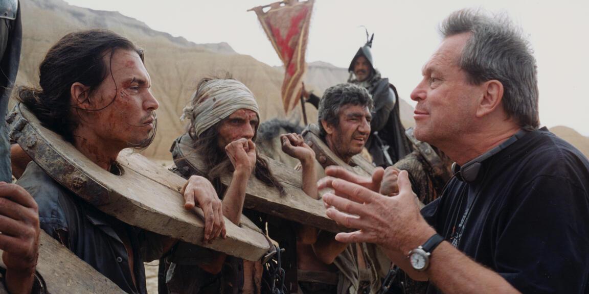 Lost in la Mancha | Keith Fulton & Louis Pepe | Flagey