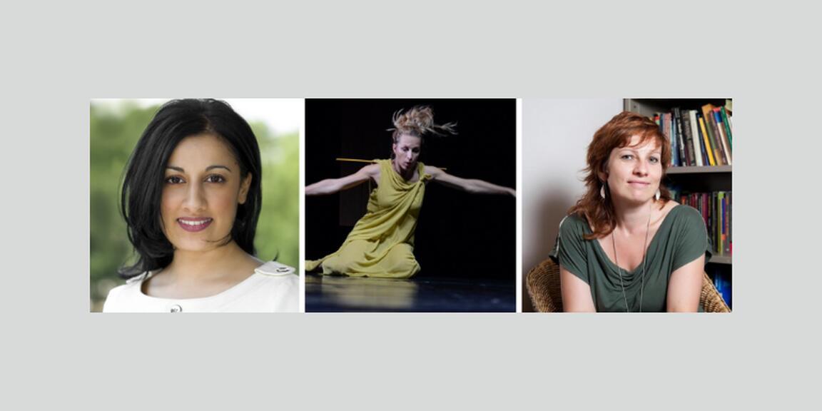 Naema Tahir, Pé Vermeersch, Chia Longman