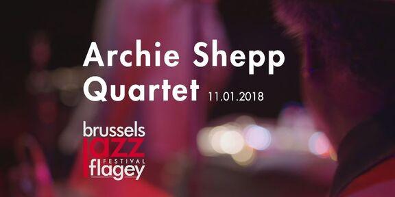 Vidéo: Archie Shepp Quartet à Flagey