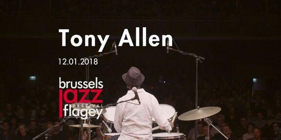 Vidéo: Tony Allen à Flagey