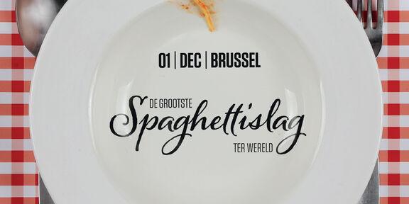 Venez manger des spaghettis au profit du Toekomstatelierdelavenir!