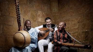 3MA : Ballaké Sissoko, Driss El Maloumi, Rajery