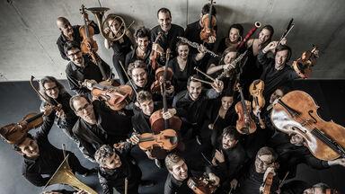 Les Métamorphoses Orchestra
