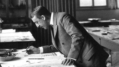 Henry van de Velde, précurseur du Bauhaus et fondateur de La Cambre