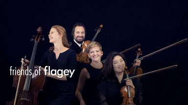 Friends of Flagey series: Artemis Quartett