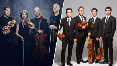 Cuarteto Casals & Quatuor Van Kuijk