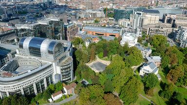 Wandeling: De Europese wijk: het kloppend hart van Brussel!