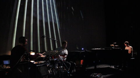 GoGo Penguin performs Koyaanisqatsi (a new score)