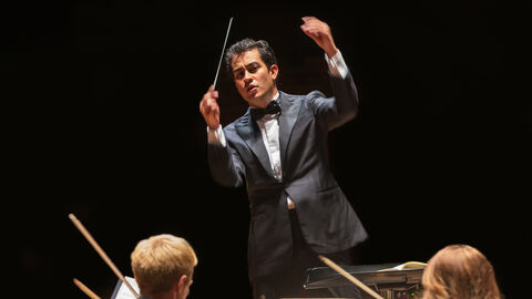 Brussels Philharmonic Gwen Cresens