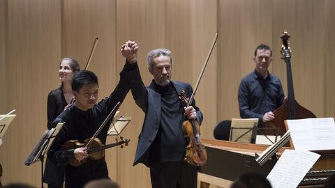 Vivaldi Double & Four Seasons