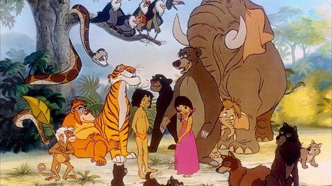 Le Livre de la jungle