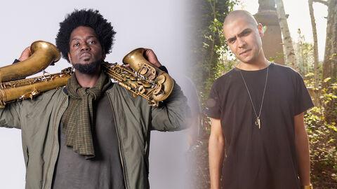 Artist talk: Soweto Kinch & Binker Golding
