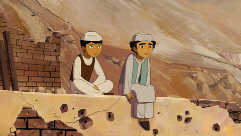 Making of The Breadwinner
